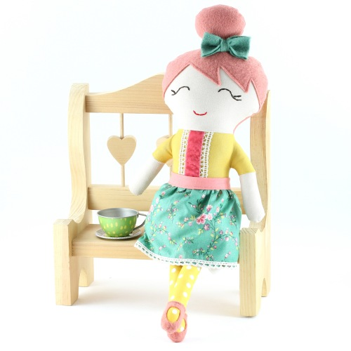 Lady Charlotte doll by Gal-Pals