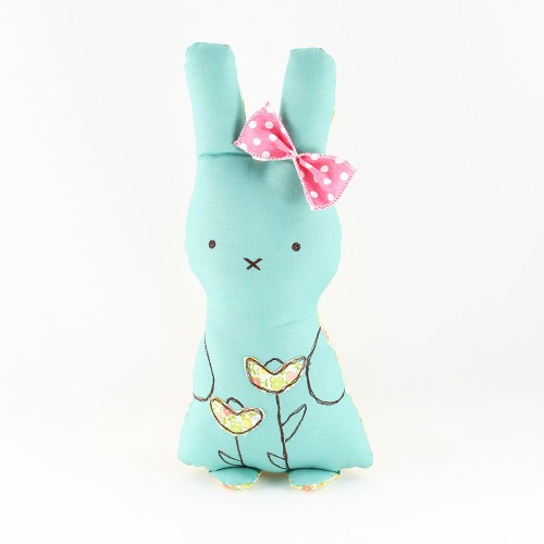 bunnie softie toy