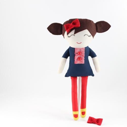 Penny rag doll