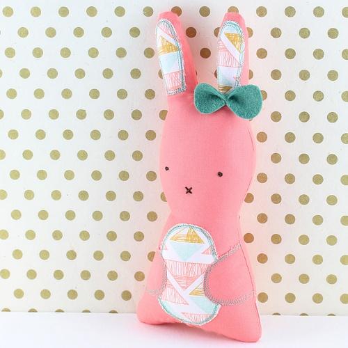 bunny craft kit