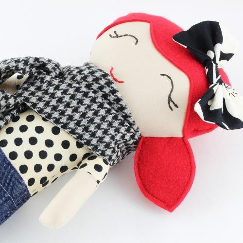 deborah rag doll by Gal-Pals