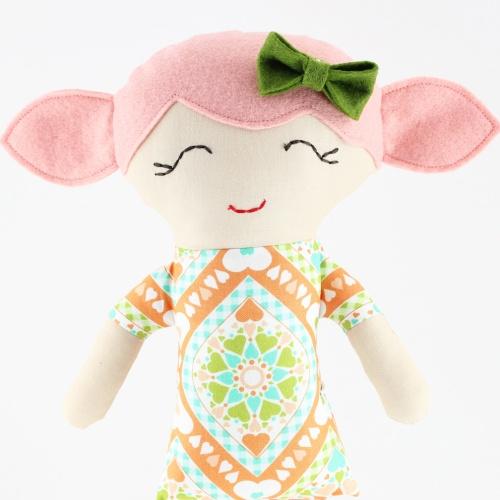 Gabriella rag doll by Gal-Pals.com
