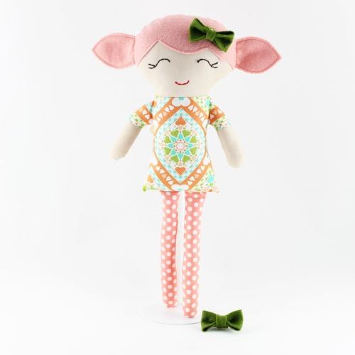 Gabriella rag doll by Gal-Pals