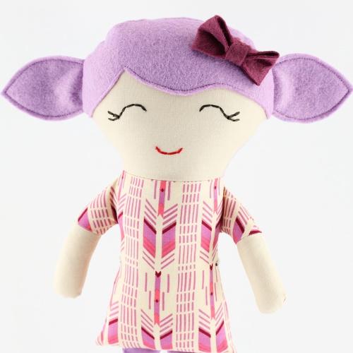 Maya rag doll by Gal-Pals