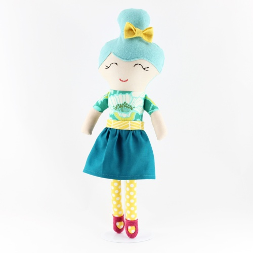 Lady Emma softie doll