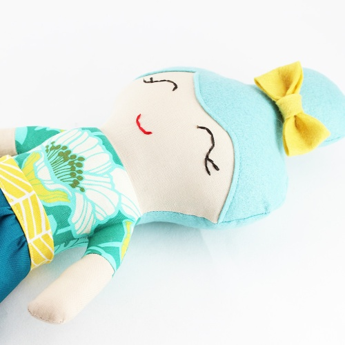 lady emma rag doll