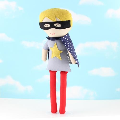 super hero doll