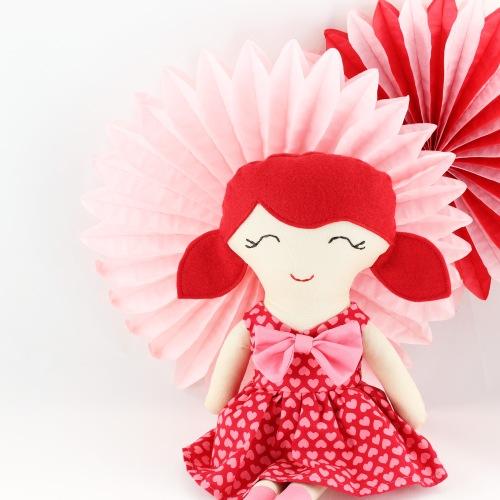 rosie rag doll