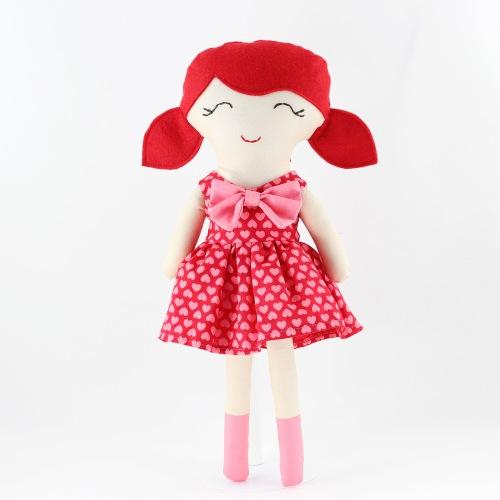Rosie the Rag Doll