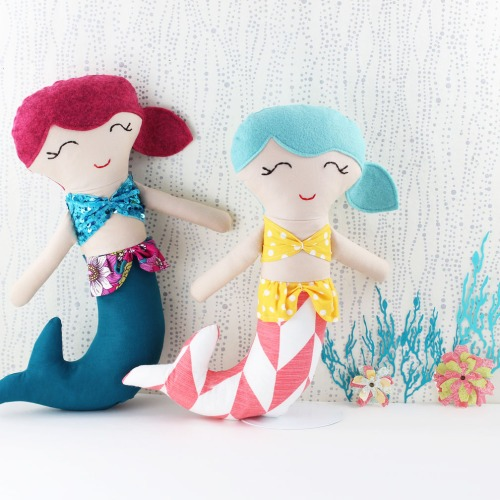 mermaid softies
